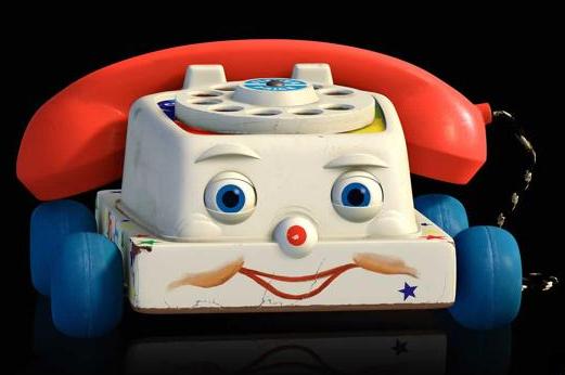 El Teléfono (Toy Story 3)