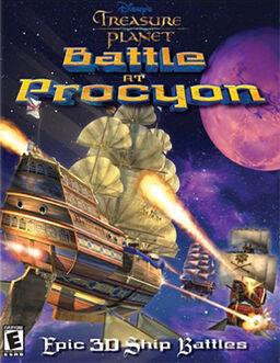 Treasure Planet - Battle at Procyon Coverart.jpg