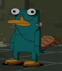 Monstruo Ornitorrinco