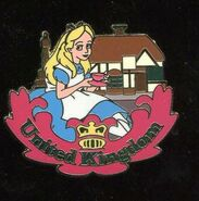 Alice UK pin