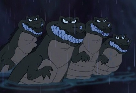 Los Caimanes (The Princess and the Frog)