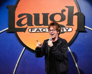 Dana Carvey Laugh Factory stand up