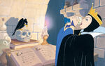 Disney Princess Snow White's Story Illustraition 11