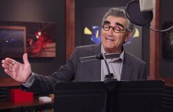 Eugene Levy behind the scenes Finding Dory.jpg