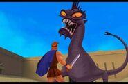 KHII - Herc vs Hydra