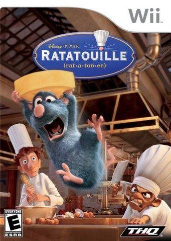 Ratatouille: O Vídeo Game