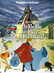 Sleeping beauty french poster 1987