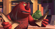 Sneezing Monster (Monsters, Inc)