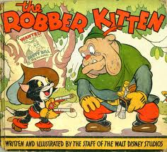 The Robber Kitten