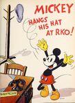 1936 MICKEY HAT 1
