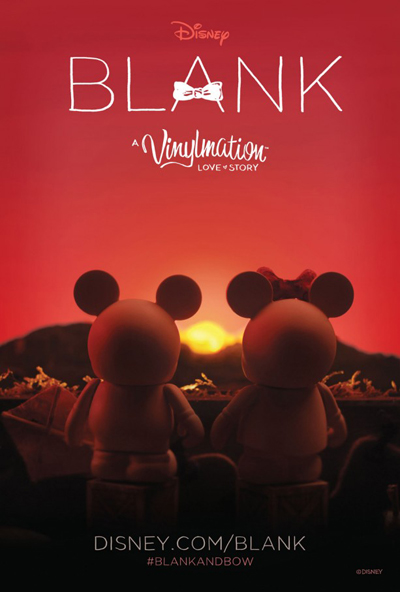 Blank: A Vinylmation Love Story