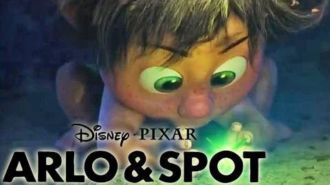 ARLO & SPOT - Eroberung der Herzen - Ab 26.11.2015 im Kino - Disney HD