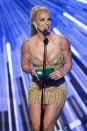 Britney Spears MTV VMA15
