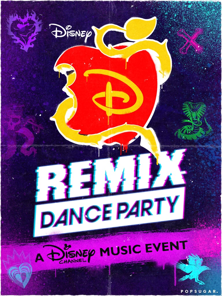 Descendants Remix Dance Party (TV Special)