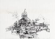 Discovery Bay Sketch (2)