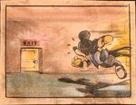 Disney's Mickey Mouse - Symphony Hour - Storyboard - 8 - Detail