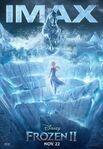 Frozen II IMAX Poster