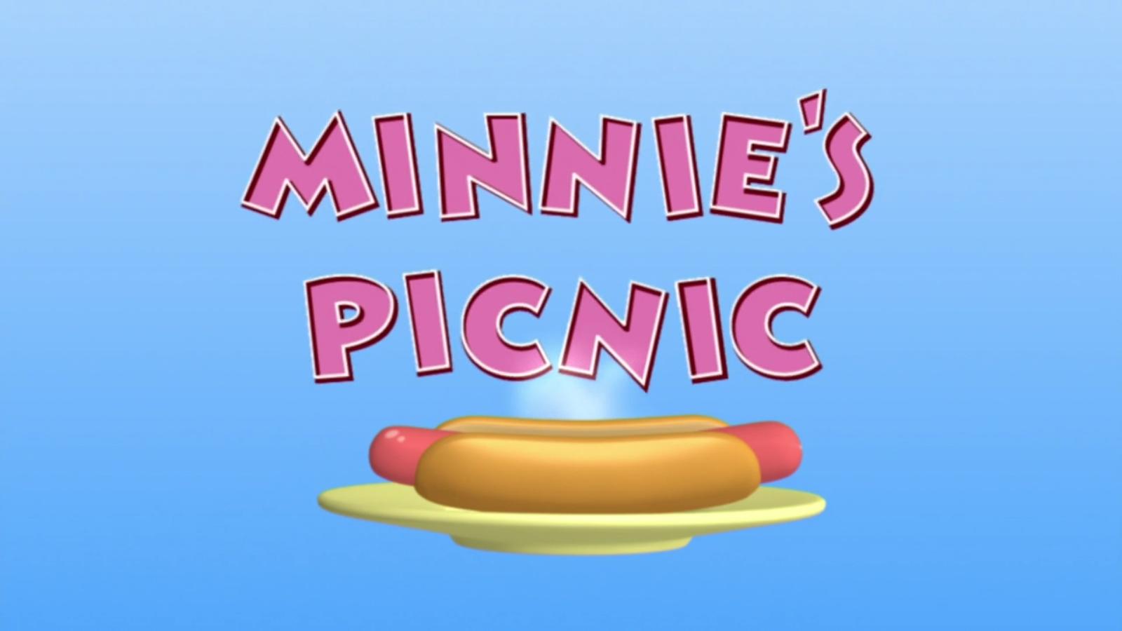 Minnie's Picnic
