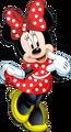 Minnie Mouse transparent