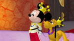 Prince Mickey and Prince Pluto - Minnierella