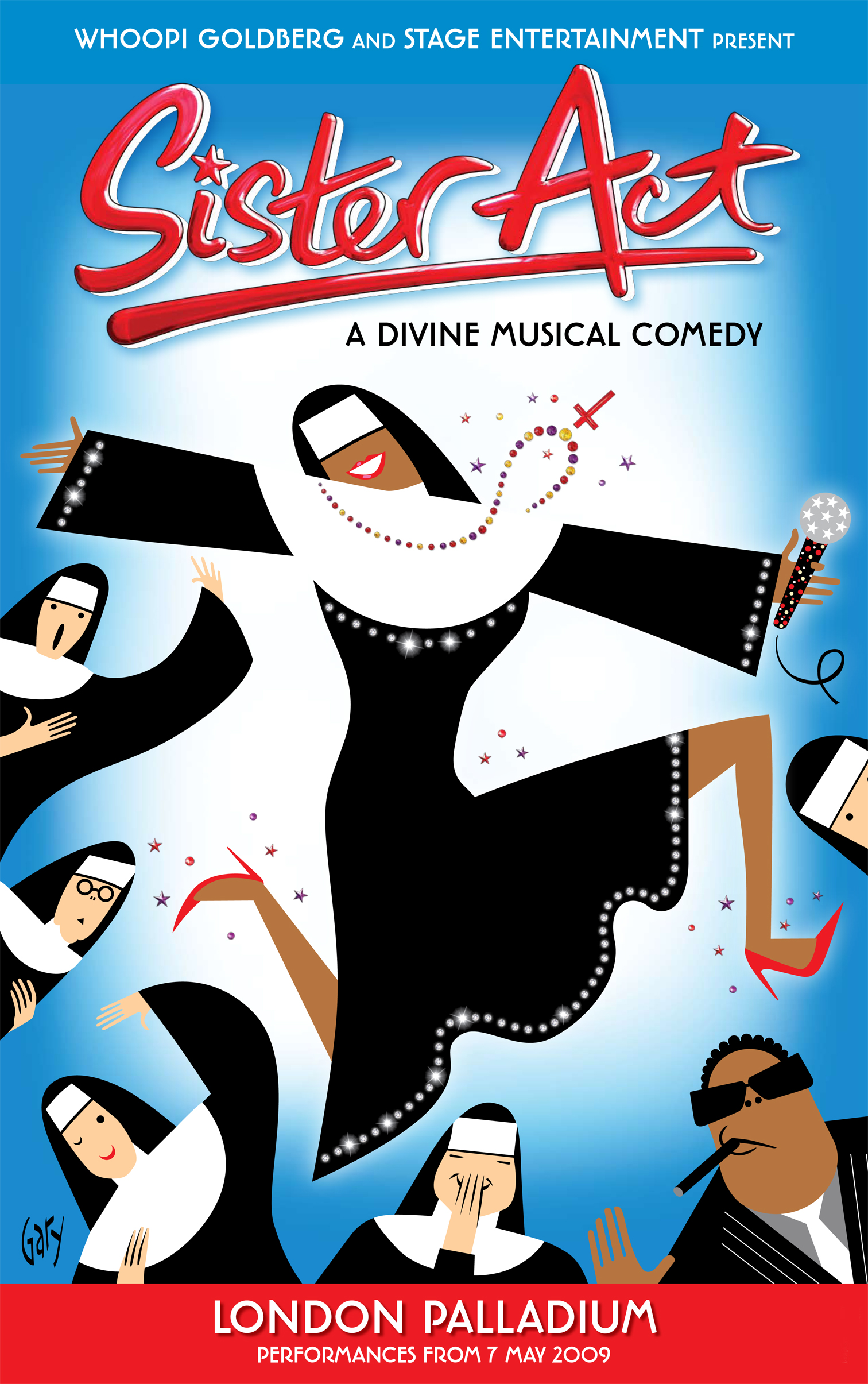 RyanL181095/Sister Act (musical) (2020)