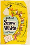 Snow White & The Seven Dwarves (1937) 1958 Re-Release 1