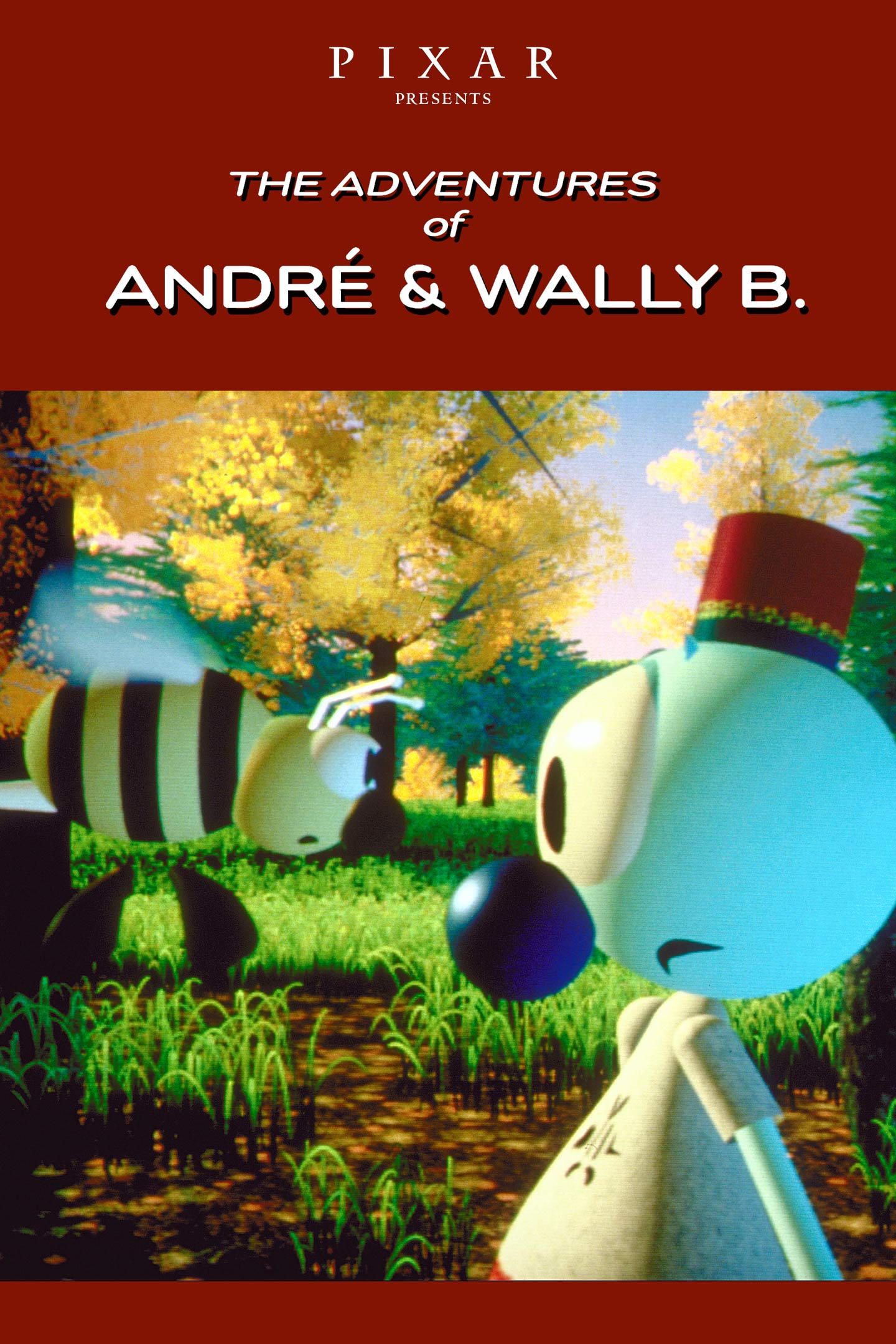 The Adventures of André & Wally B.