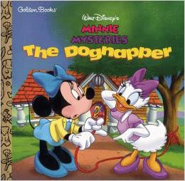 The Dognapper (Minnie's Mysteries)