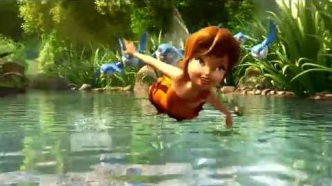 Tinker Bell and the Legend of the Neverbeast Clip – Opening Sequence