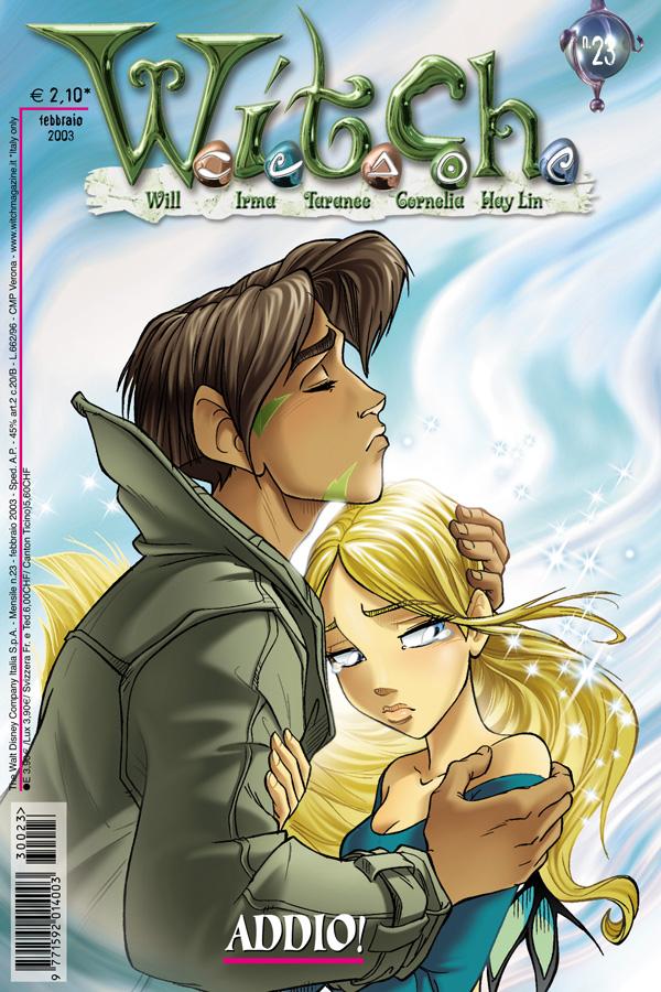 Issue 023: Good-bye!