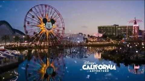 2015 Frozen Fun Disneyland Resort Commercial