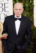 Alan Arkin 70th Golden Globes