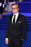Colin Firth Mary Poppins Returns premiere
