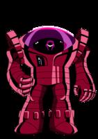 Crimson Dynamo A-EMH