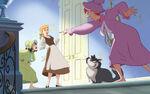 Disney Princess Cinderella's Story Illustraition 2