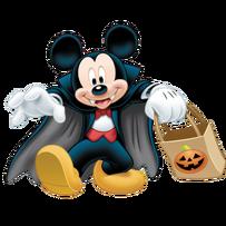 Micky-Halloween