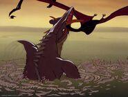 Pteranodon's fate