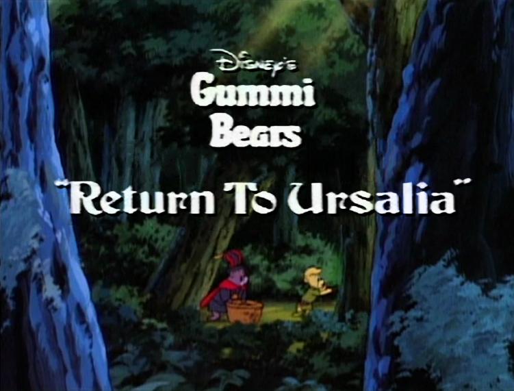 Return to Ursalia