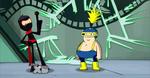 Rorg Hero of a Past - Ninja and Howard