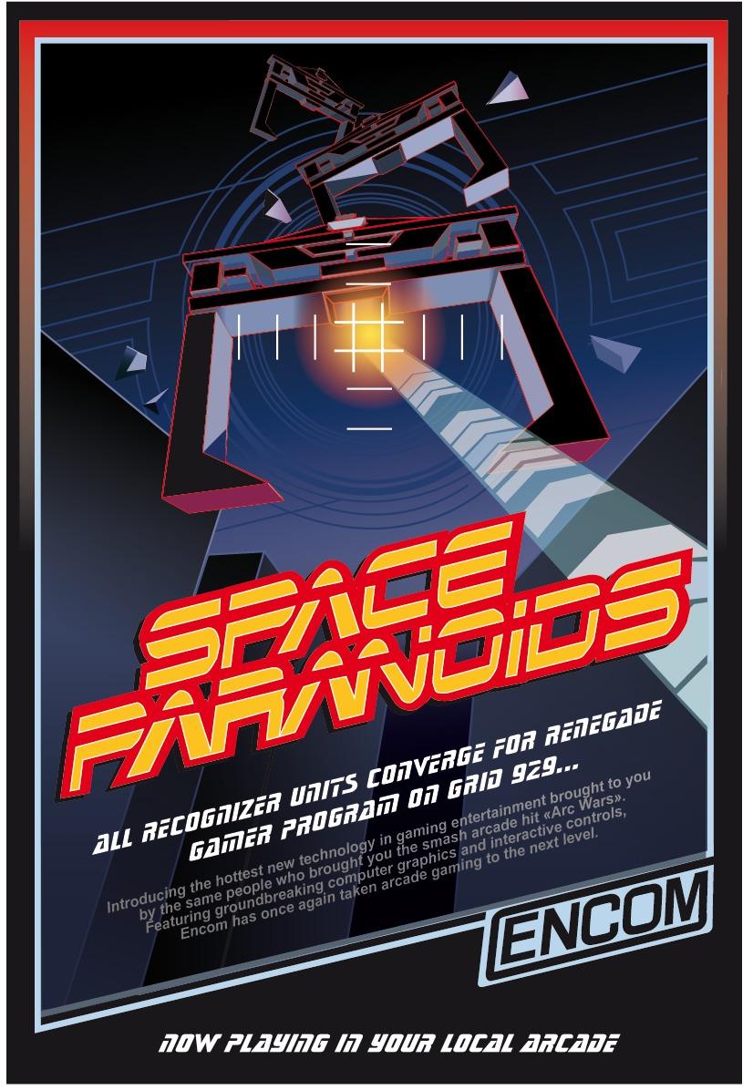 Space Paranoids