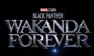 Wakanda Forever Logo