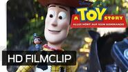 A TOY STORY ALLES HÖRT AUF KEIN KOMMANDO – Filmclip Giggle McDimples Disney•Pixar HD