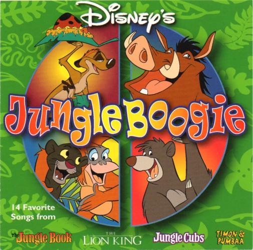 Disney's Jungle Boogie