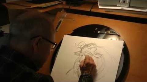 Glen_Keane_Drawing_The_Beast