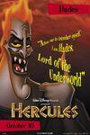 Hercules - Hades - Poster