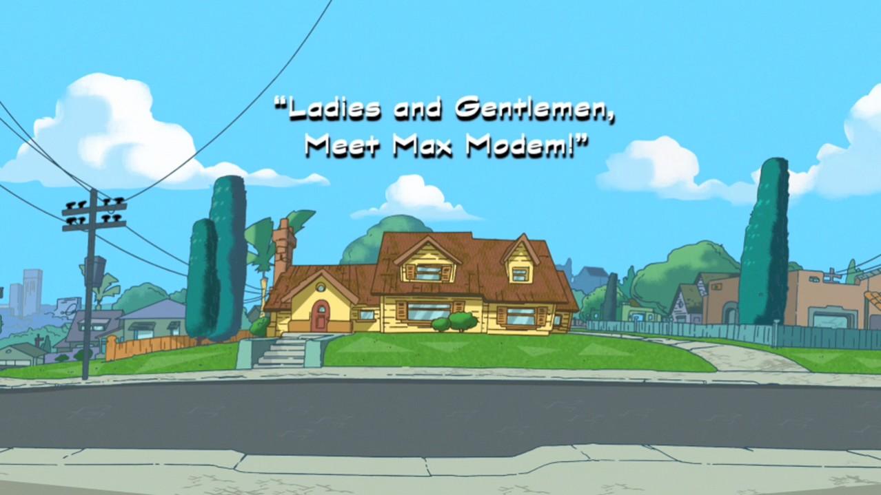 Ladies and Gentlemen, Meet Max Modem!