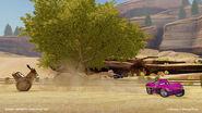 Lila i Traktor