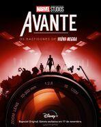 Marvel Studios Avante - Especial 4 - Pôster Nacional