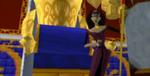 Nasira throne