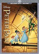 Peter Pan Diamond Edition DVD Case